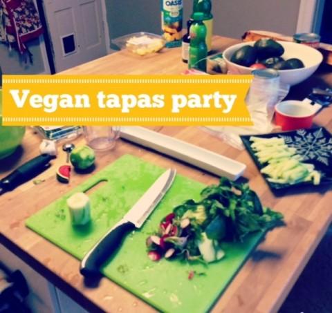 Tapas dinner party ideas