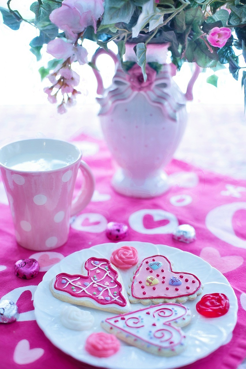 Spend Valentine's Day with Friends! Some Ideas..